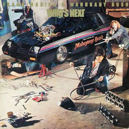 Frank Marino & Mahogany Rush cover
