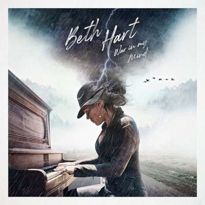 Beth Hart - War In My Mind cover