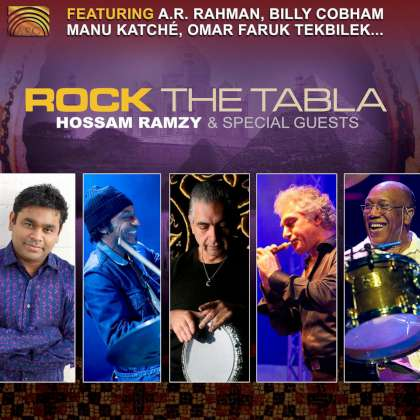 Hossam Ramzy - Rock The Tabla Cover