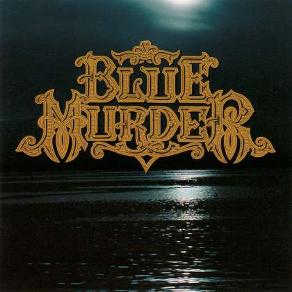 Blue Murder - Blue Murder cover