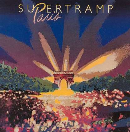 Supertramp - Paris cover