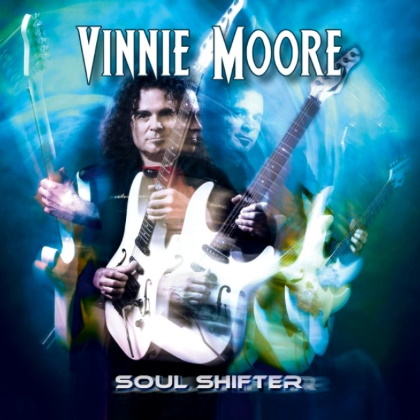 Vinnie Moore - Soul Shifter cover