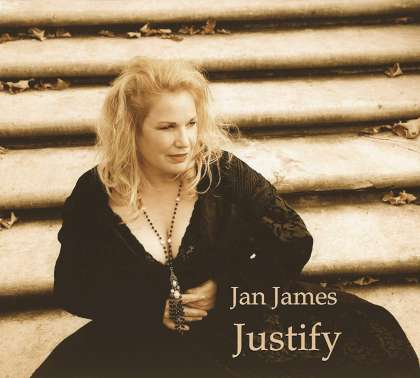 Jan James - Justify cover