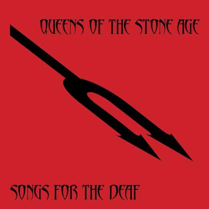 queens of the stone age - songs for the deaf cover