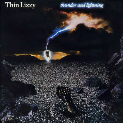 Thin Lizzy - Thunder And Lightning cover