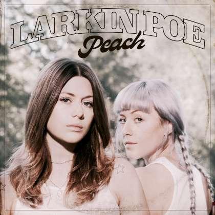 Larkin Poe - Peach cover