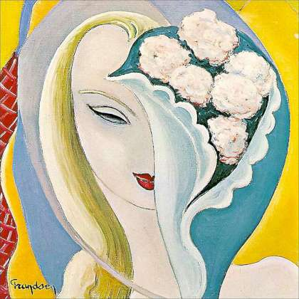 Derek & The Dominos - Layla And Other Assorted Love Songs cover