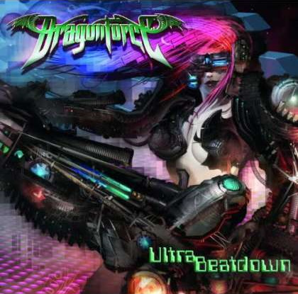 DragonForce - Ultra Beatdown cover
