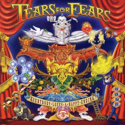 Tears for Fears - Everybody Loves A Happy Ending cover
