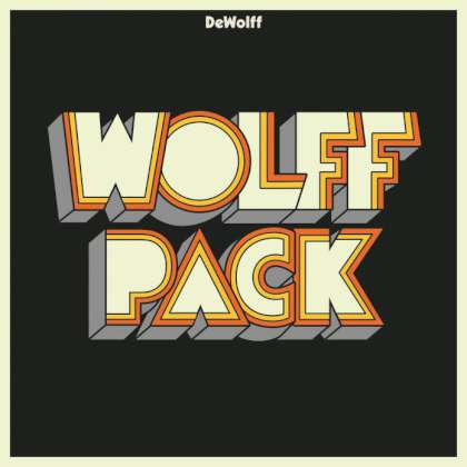 DeWolff - Wolfpack cover