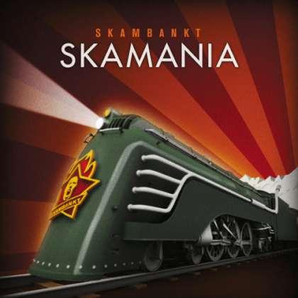 Skambankt - Skamania cover