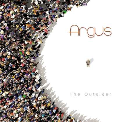 Argus - The Outsider cover