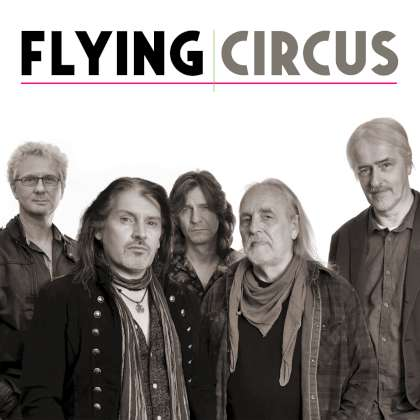 Flying Circus - Flying Circus cover