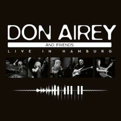 Don Airey And Friends - Live In Hamburg cover