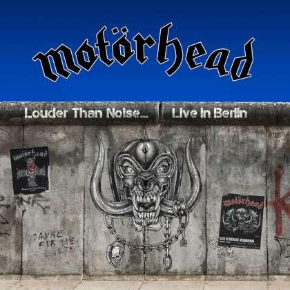 Motörhead - Louder Than Noise... Live In Berlin cover