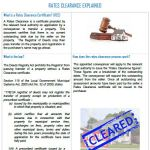 Rates Clearances (Explained) Newsletter - June 2016