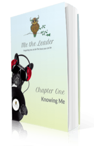 Sign up or the newsletter to get your free chapter from the upcoming book Me the Leader
