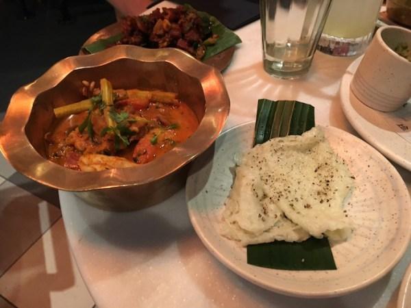 Talli Joe Konkani Seafood Curry