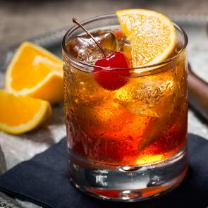 Perfect old fashioned cocktail 27