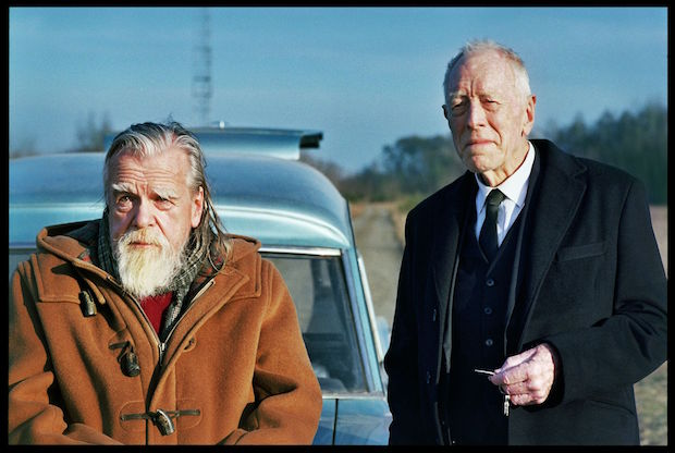 Max von Sydow in The First, the Last, part of film events in London