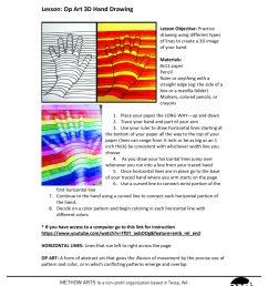 Lesson 2: 6th Grade ART at Home   Methow Arts [ 1656 x 1280 Pixel ]
