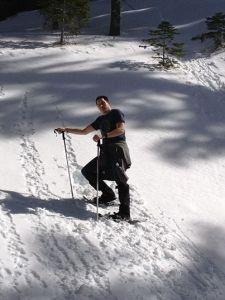 me snow shoe