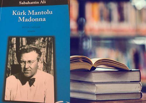 Kürk Mantolu Madonna- Sabahattin Ali