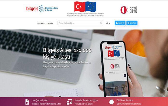 ODTÜ'den Ücretsiz Online Kurslar