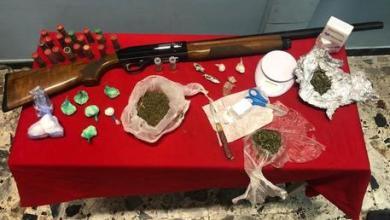 Photo of Aveva in casa droga e fucile rubato, arrestato 53enne