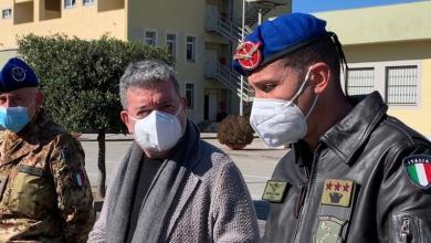 Photo of Nino Spirlì visita il II reggimento Aves Sirio: «Angeli custodi della Calabria»