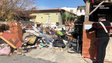 Photo of Carabinieri scoprono discarica abusiva di rifiuti speciali: denunciato un 60enne