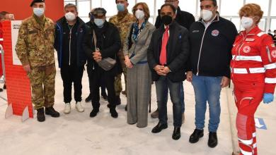 Photo of Vaccini: inaugurato l'Hub di Catanzaro, Nino Spirlì: «Ingranata la marcia giusta»