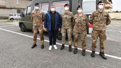 Photo of Vaccini anti-Covid, arrivato il team sanitario dell'Esercito