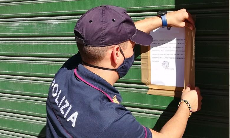 Photo of Viola le norme anti Covid-19: sanzionato il proprietario di un locale