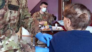 Photo of L'Esercito affiancherà la Croce Rossa nel servizio di vaccino a domicilio nella Locride