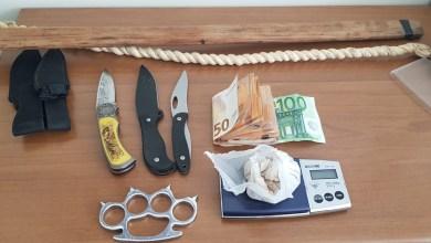 Photo of Due arresti per spaccio di stupefacenti e possesso di armi
