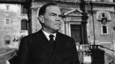 """Photo of 65 anni fa ci lasciava Corrado Alvaro. Pino Mammoliti: """"Rese concrete le ambizioni dei calabresi"""""""