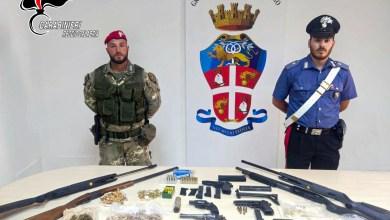 Photo of Carabinieri recuperano un vero e proprio arsenale di armi clandestine