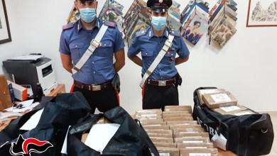 Photo of I Carabinieri sequestrano un maxi carico di cocaina