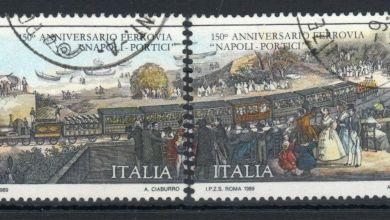 Photo of Il servizio postale sulla prima Ferrovia Italiana