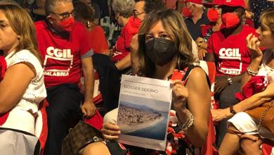 Photo of Mariateresa Fragomeni: «Ecco il dossier su Siderno che ho consegnato ai sindacati»