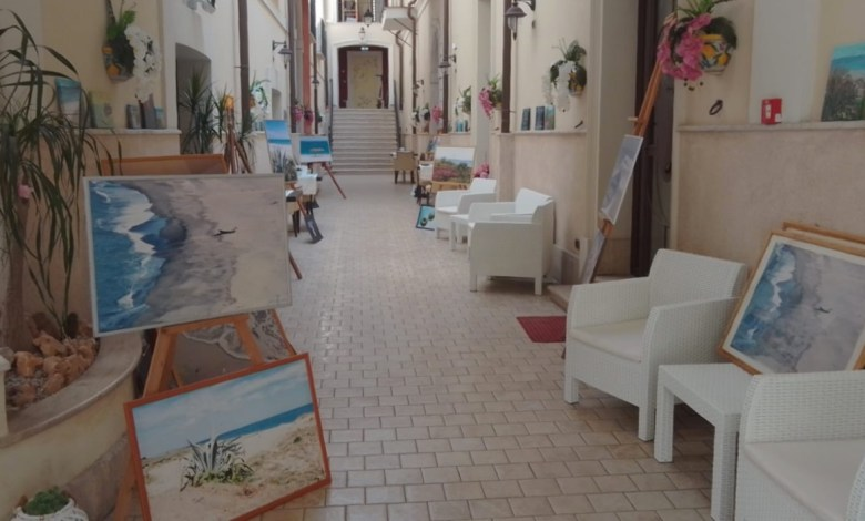 Photo of Bovalino: le foto-quadro di Daniele Saolo a Palazzo Reginella fino al 31 agosto