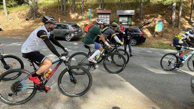 Photo of Grande successo per la Carovana dei Parchi in bicicletta
