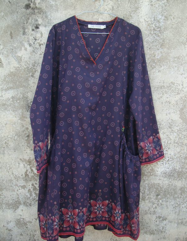 Robe Julisha-Dot print