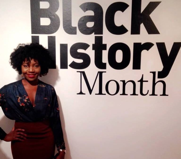 BET Natural Hair TV Appearance