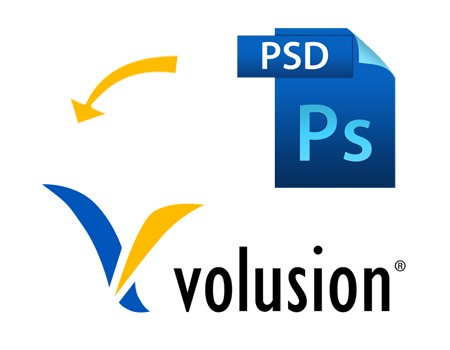 PSD to Volusion Template Design