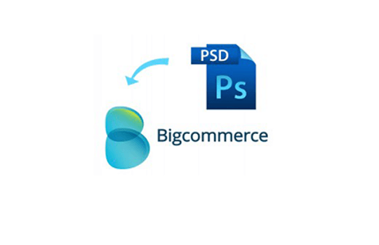 PSD to BigCommerce Template Design