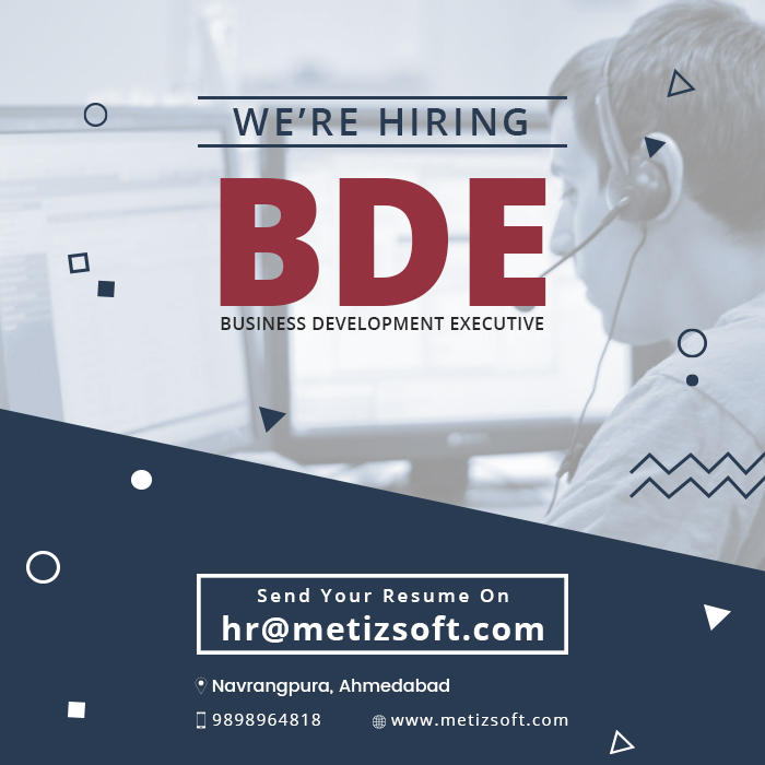 Hire Business Development Executive