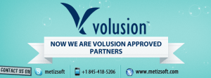 Volusion Approved Partner