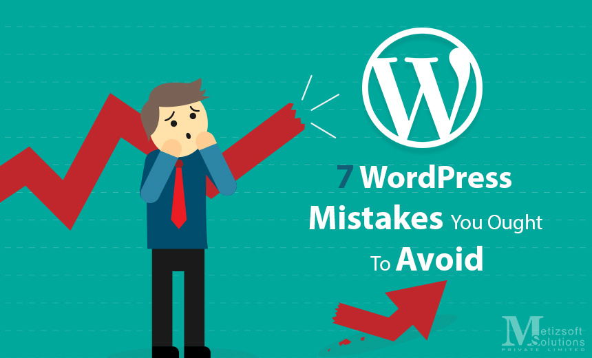 Oh Jesus! 7 Common WordPress Mistakes You Need To Take Care Of